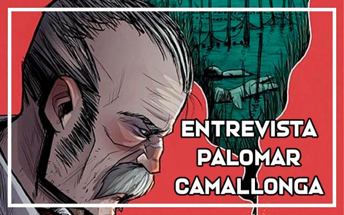 """Entrevista a los autores de """"Cachorro"""" Jorge Palomar y Paco Camallonga"""