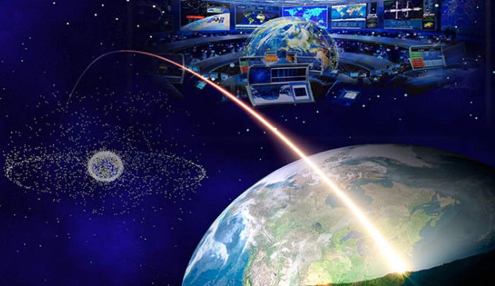 India akan mengadakan latihan militer pertama di luar angkasa