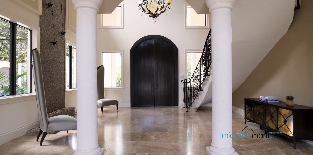 53 Interior Design Photos vs. 6706 SW 67th St, South Miami, FL Luxury Mansion Tour