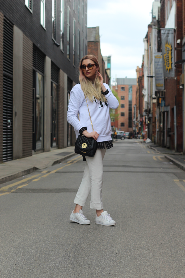 how to style jumper in summer blog