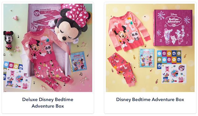 Minnie Disney Bedtime Adventure Box