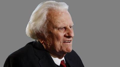 Evangelista famoso Billy Graham está na lista dos 10 homens mais admirados do mundo