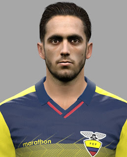 PES 2017 Faces Leo Campana by Seba