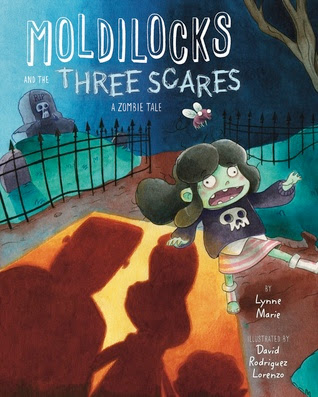 Cover art for Moldilocks and the Three Scares