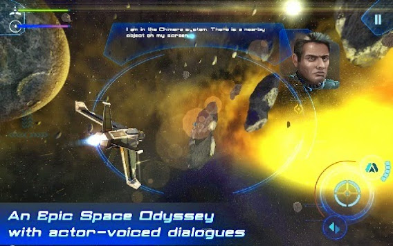 Beyond Space ScreenShot 02