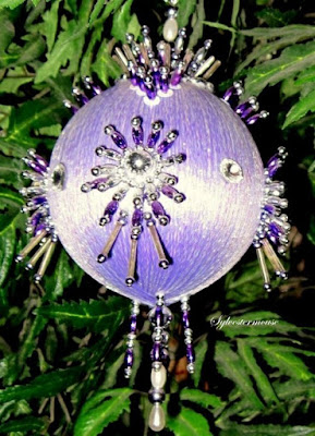 Beaded Christmas Ornament Kits