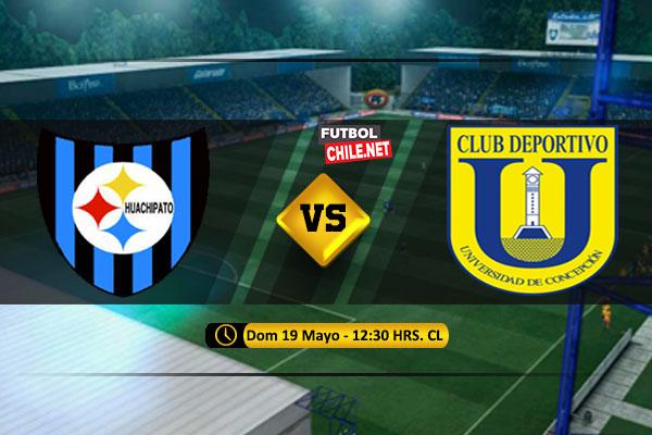 Mira Huachipato vs Universidad de Concepción en vivo y online por la Primera División