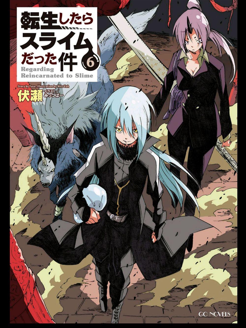 Clayman Slime : clayman, slime, AuroraViEWS:, Tensei, Shitara, Slime, Datta, Chapter, Demon, Lords