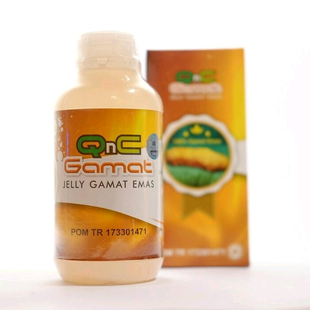 Salep QNC Jelly Gamat