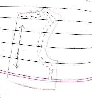 Patternmaking for fashion design, pattern paper, Pattern Marking the block, Dart manipulation, Slash and spread, Sleeves