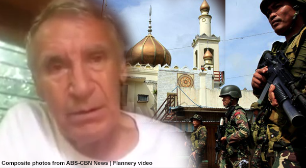 """British expat based in PH speaks about Martial Law: """"We feel safe, we are safe"""""""