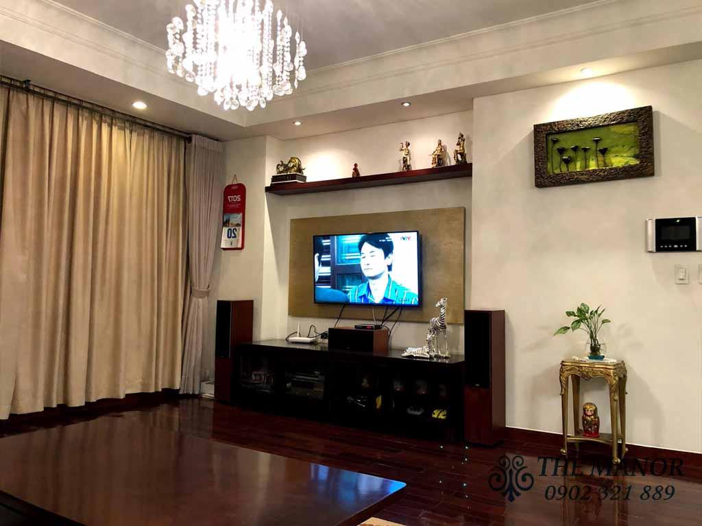 Tòa AE The Manor 1 cho thuê hoặc chuyển nhượng căn hộ 157m2 - pic 2