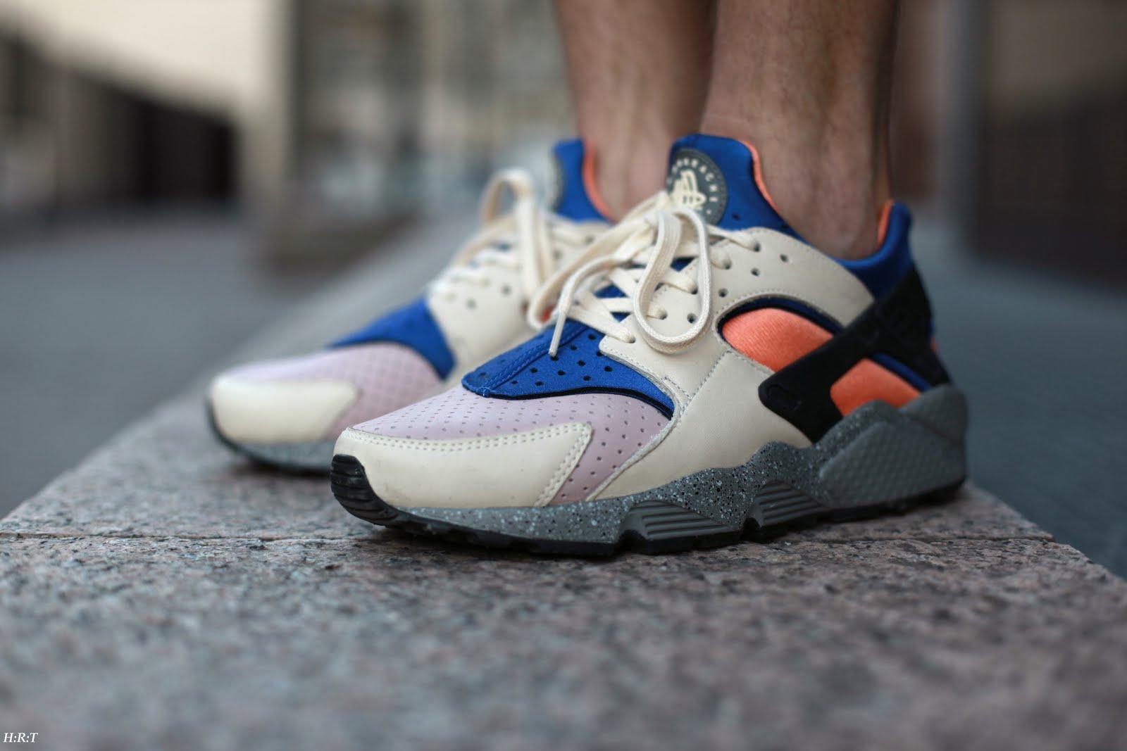 d999a4443caf Step Into My Running Shoes  Nike Huarache Mowabb ACG