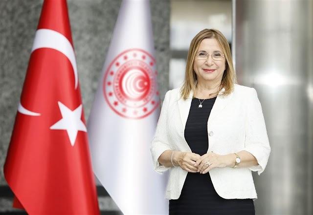 Ticaret Bakanı Ruhsar Pekcan'dan Diyarbakır Ziyareti