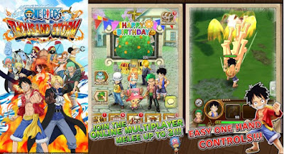 One Piece Thousand Storm MOD Full Characters Unlocked v1.13 Apk for Android Terbaru