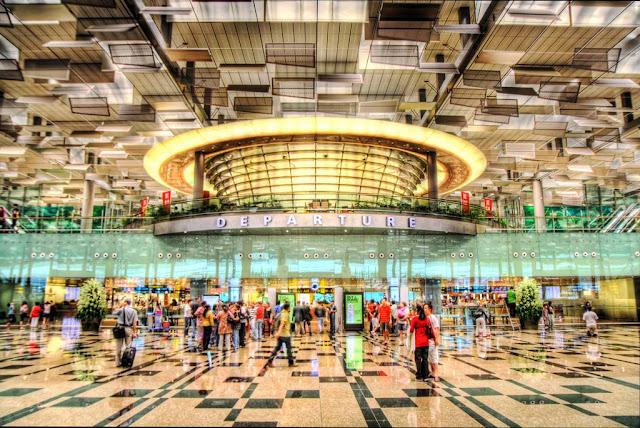 Hướng dẫn sử dụng Internet miễn phí ở sân bay Changi Singapore