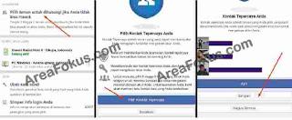 Cara Mengamankan Akun FB