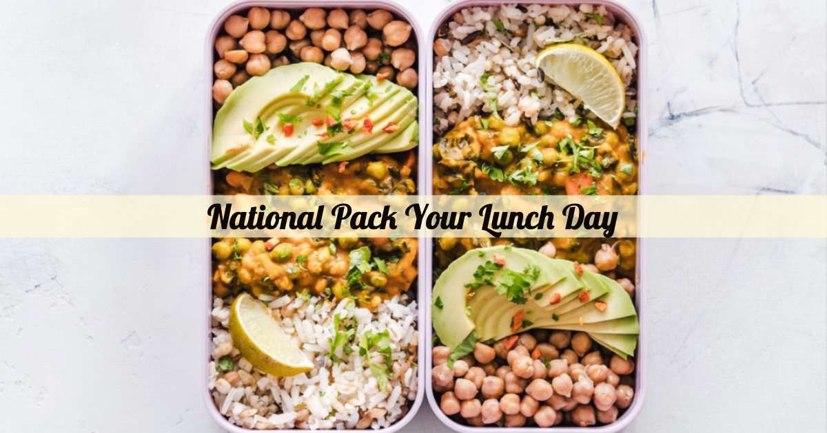 National Pack Your Lunch Day Wishes For Facebook