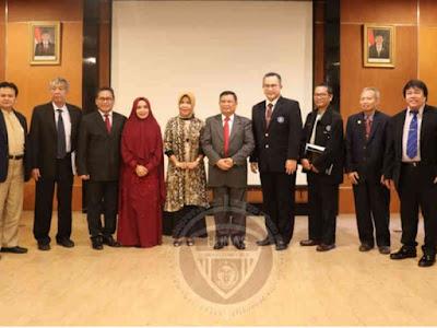Idris Rahim Jadi Penguji Program Doktor di Institut Pertanian Bogor (IPB)