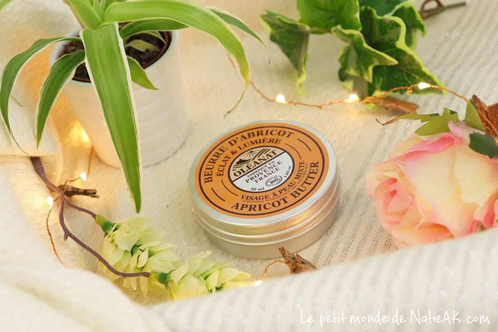 beurre d'abricot propriétés