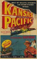 Película Kansas Pacific Online