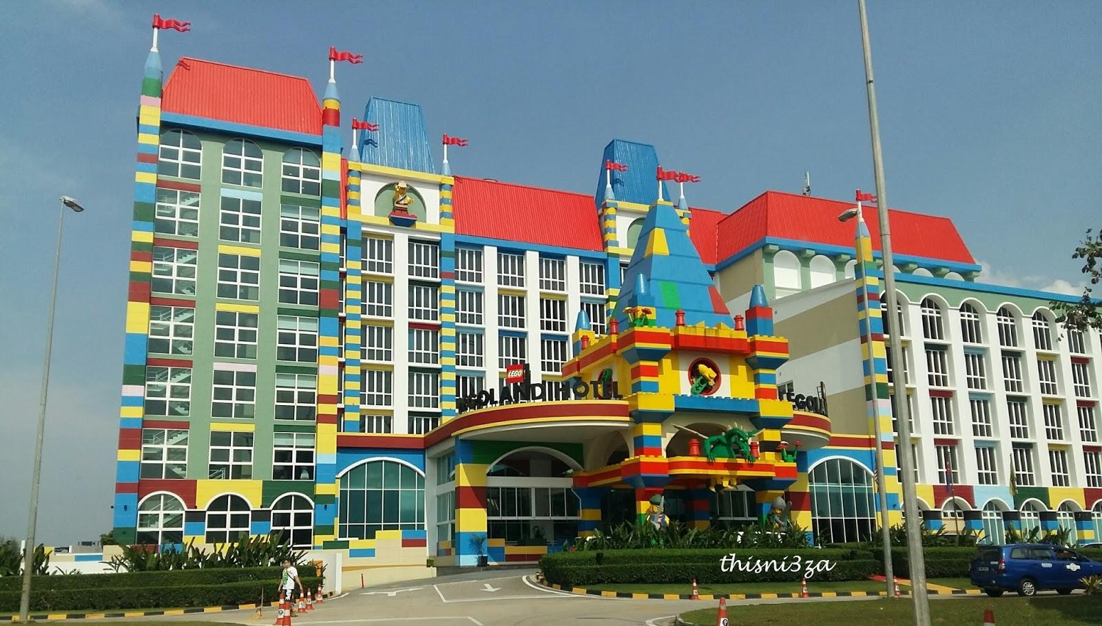 JOHOR : LEGOLAND & HOTEL LEGOLAND ~ My Story Board