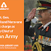Lt Gen Manoj Mukund Naravane takes charge as Vice Chief of Indian Army.