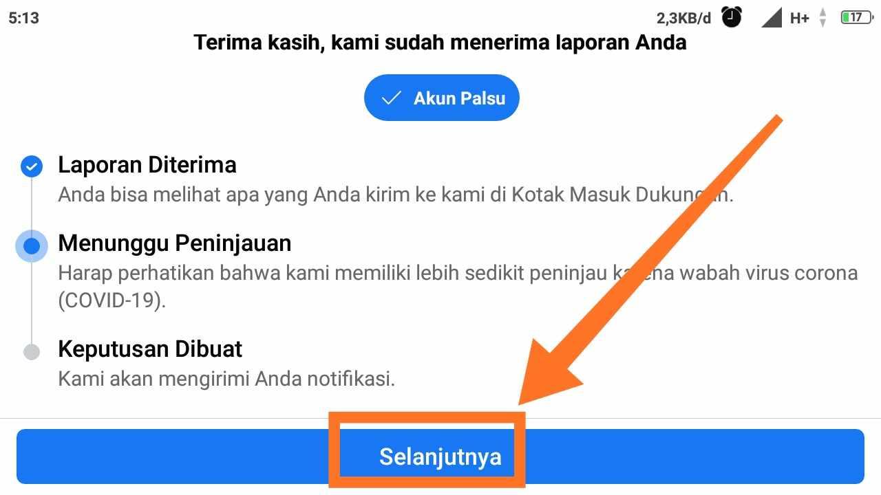 Cara MENGHAPUS akun Facebook yang lupa kata sandi atau di hack orang