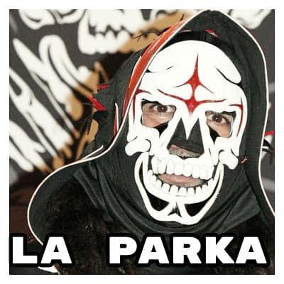 El luchador Mexicano la Parka Muere por lesión Traumática