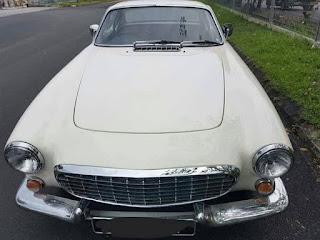 MOBIL SUPERLANGKA..MOBIL SUPERANTIK : Volvo Coupe 1971 , RARE !!!!