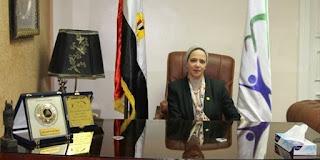 النائبة نانسى نصير ننسق مع جاليات مصر بالخارج للحشد للتصويت