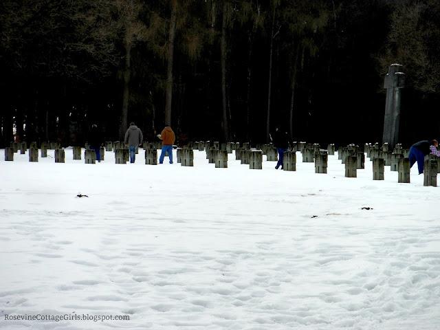 #War Cemetery #Simmerath #Germany