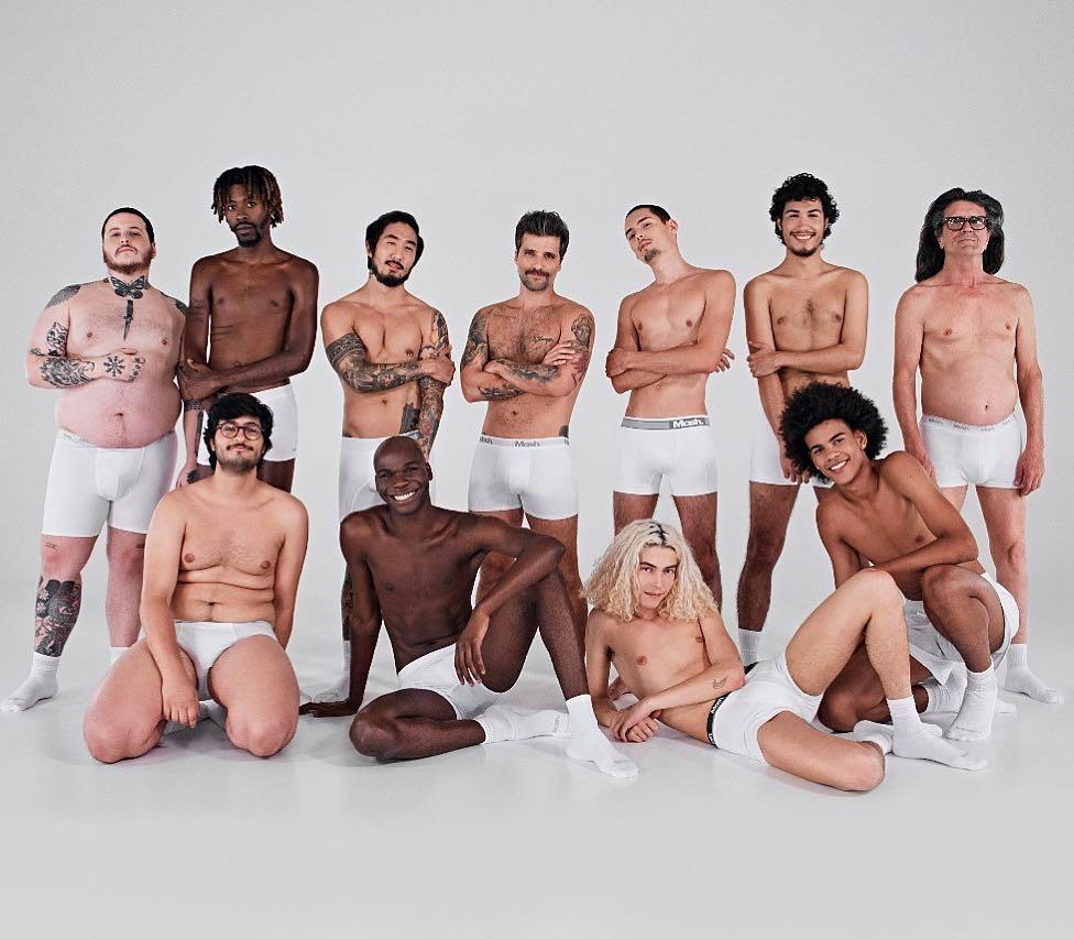 Ator Porno Brasileiro Bruno muza :: informe-se, inspire-se!: em campanha de cueca bruno