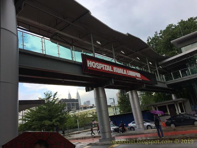 Hospital Kuala Lumpur (HKL)