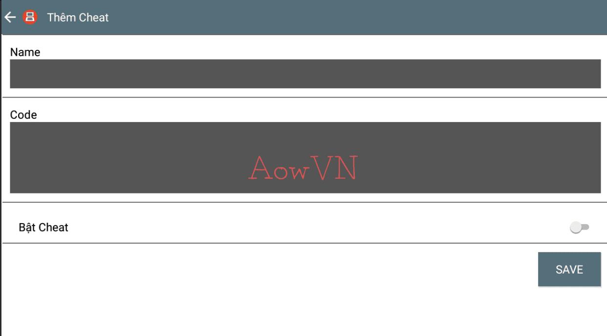 DraStic AowVN Viet hoa%2B%25285%2529 - [HOT] DS AowVN - DraStic Việt Hóa 90% | Fix hầu hết lỗi ở các bản cũ - Giả Lập NDS cho Android