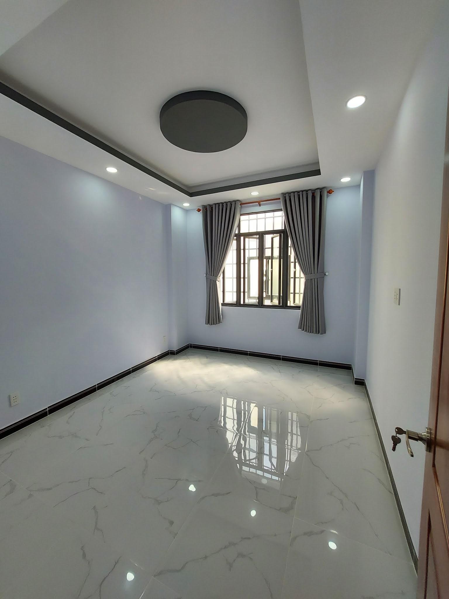 Bán nhà hẻm 451 Phạm Thế Hiển phường 3 Quận 8 mới xây cực đẹp