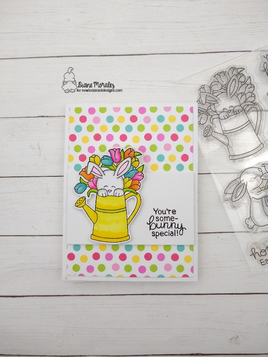 You're some-bunny special! by Diane features Hop Into Spring by Newton's Nook Designs; #newtonsnook