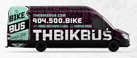 The Bike Bus Jacksonville, FL 904-500-Bike (2453)