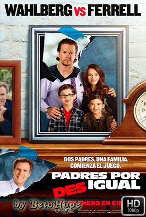 Padres Por Desigual [2015] [Latino-Ingles] HD 1080P  [Google Drive] GloboTV