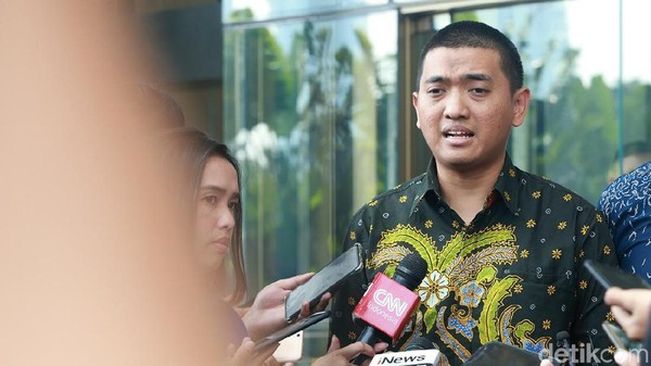 Dipecat KPK Hari Ini, Ketua WP Yudi Purnomo Pamit