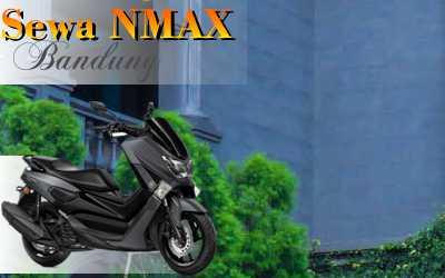 Rental sepeda motor N-Max Jl. Babakan H Tamim Bandung