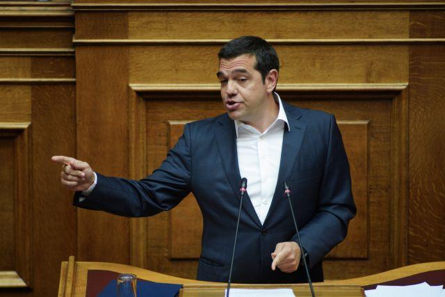 Ο Τσίπρας ξέχασε το κράτος – τσιφλίκι του ΣΥΡΙΖΑ και μας κουνά το δάκτυλο