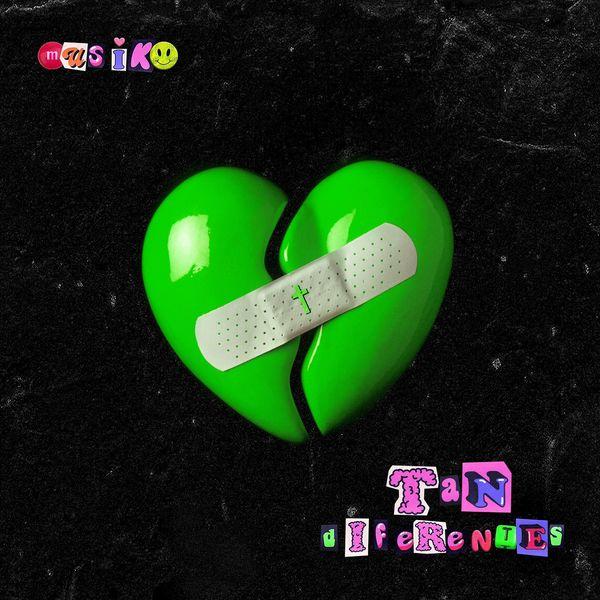 Musiko – Tan Diferentes (Single) 2021