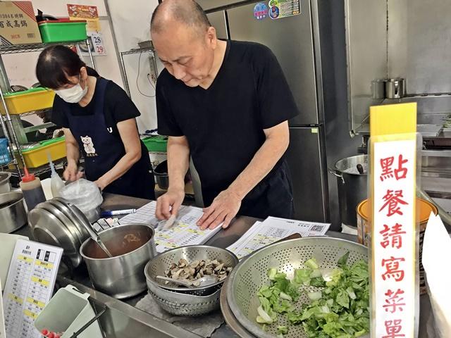 蘆洲素食蚵仔煎~蘆洲素食老店
