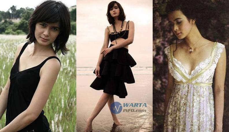 Foto hot Renata Kusmanto model cantik terseksi paling terkenal di Indonesia