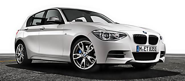 2016 BMW M135i 5-Door Review
