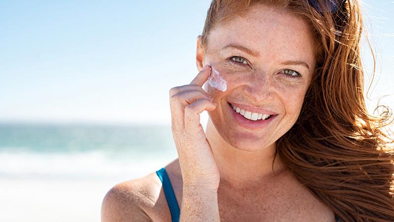 Sunscreen or Sunblock