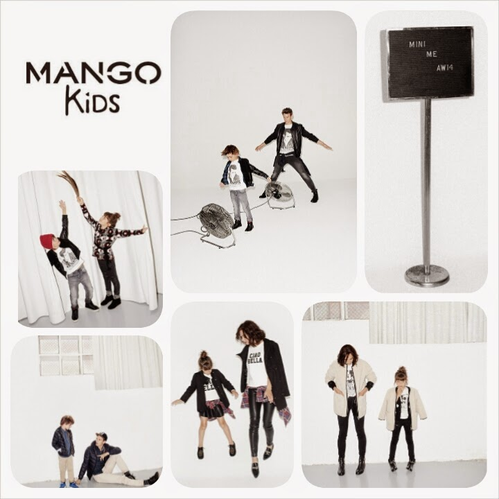 Mini Me by Mango