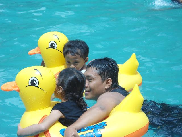 pemandian suban air panas Bengkulu