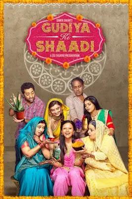 Gudiya Ki Shaadi 2019 Hindi 720p WEB-DL 750mb